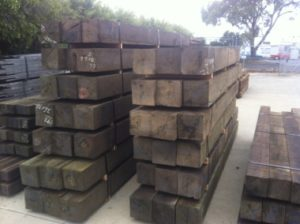Spotted Gum posts 300x224 - Spotted Gum Posts and Beams
