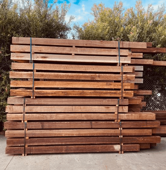 spotted gum - Spotted Gum Posts and Beams