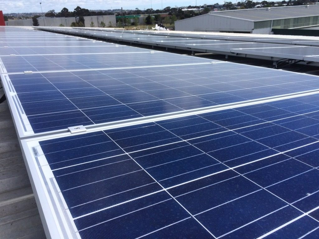Barwon Timber Solar Panels