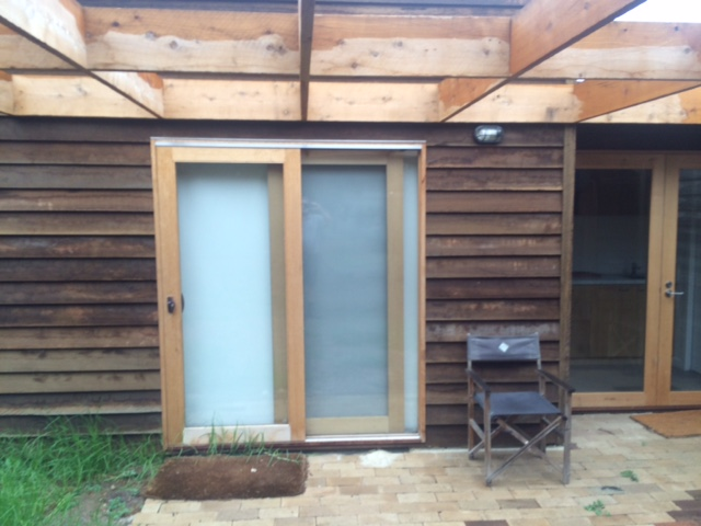 Spotted Gum Weatherboards