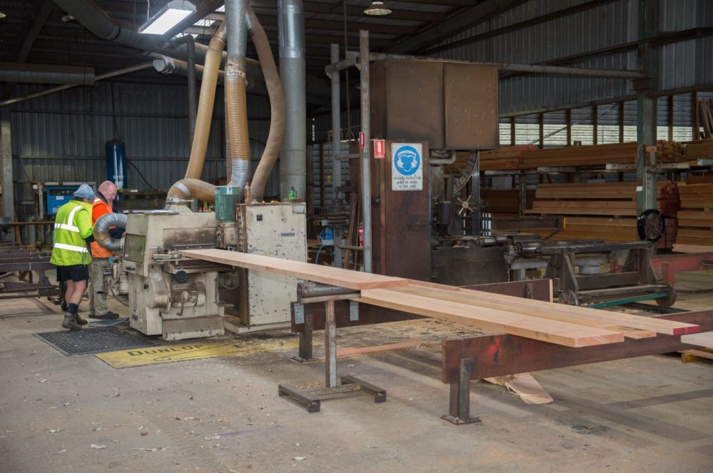 Barwon Timber - Milling