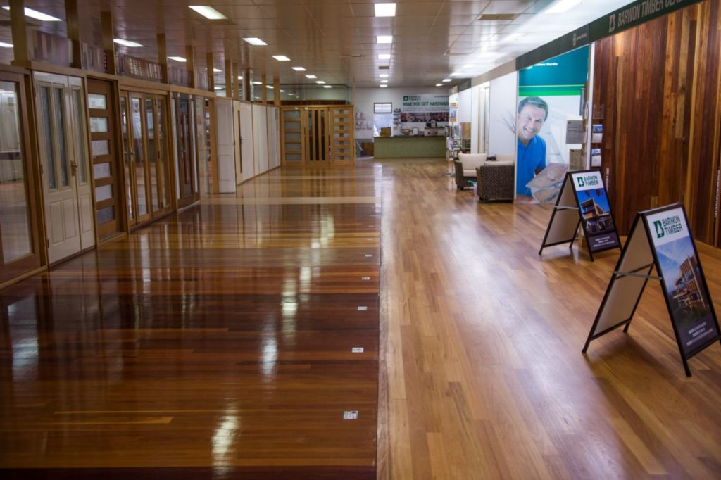 Barwon Timber Showroom 3 1024x682 - Doors and Fix Out