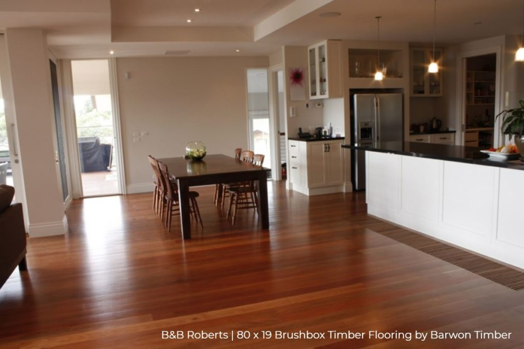 Brushbox Timber Flooring