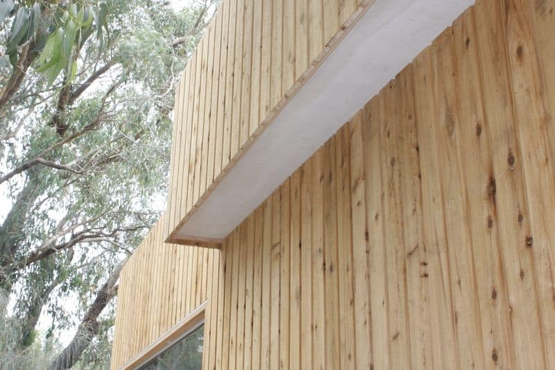 White Cyprus - Cladding and Lining