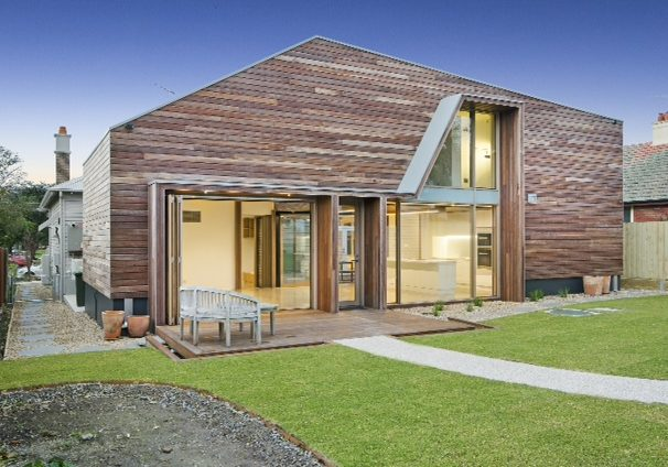 Timber cladding by Barwon Timber for Lifestyle Builders